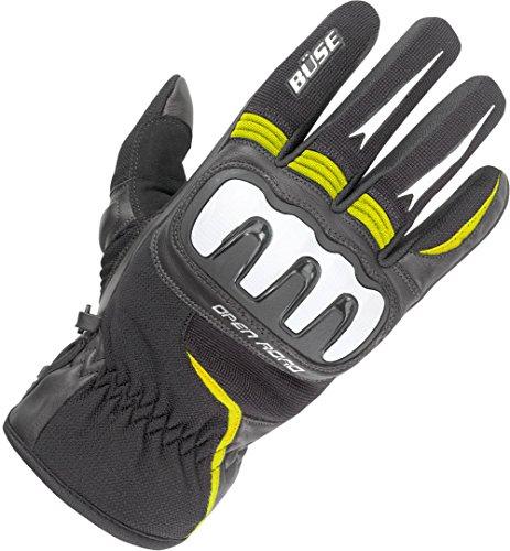 Büse Open Road Sport Handschuhe 10 (XL) Schwarz/Neon
