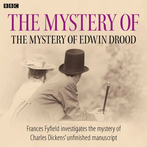 The Mystery of the Mystery of Edwin Drood audiobook cover art