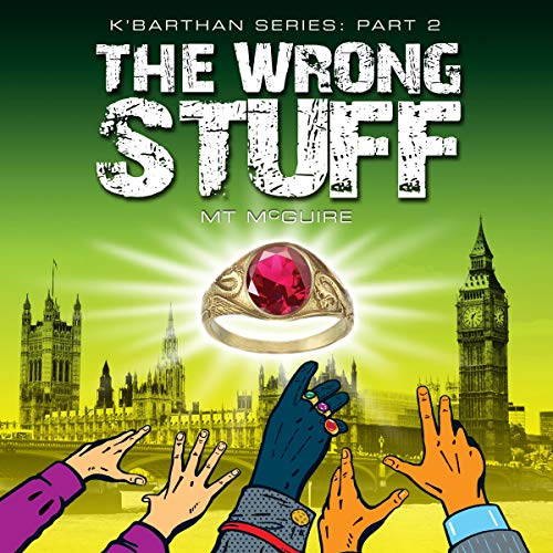 The Wrong Stuff cover art