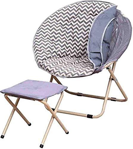 Tumbona tumbonas tumbonas de salón silla plegable silla de sol silla de la luna silla portátil almuerzo pausa xiuyun