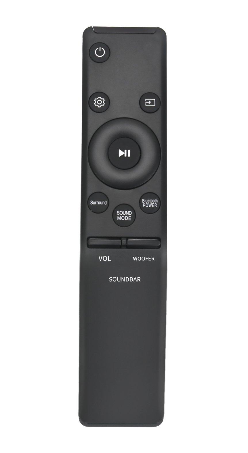 AH59-02758A Replace Remote Fit For Samsung Soundbar HW-M450 HW-M4500 HW-M4501