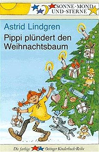 Pippi plündert den Weihnachtsbaum (Kurzgeschichte)