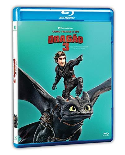 Como Treinar o seu Dragão 3 [Blu-ray]