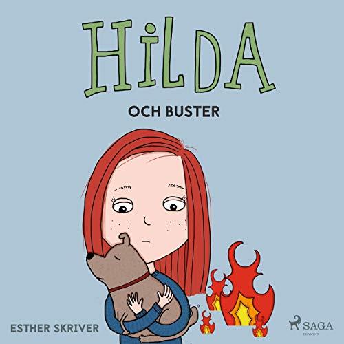 Hilda och Buster audiobook cover art
