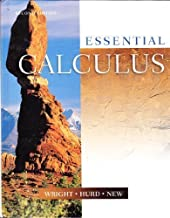 Essential Calculus by Wright; Hurd; New published by Hawkes Learning Systems Hardcover