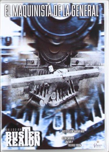 El Maquinista De La General [DVD]