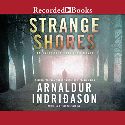 Strange Shores audiobook cover art