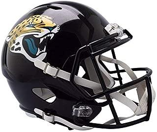 Riddell Jacksonville Jaguars Officially Licensed Speed Full Size Replica Football Helmet