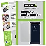 dipos I 6X Schutzfolie matt kompatibel mit LG V10 Folie Bildschirmschutzfolie