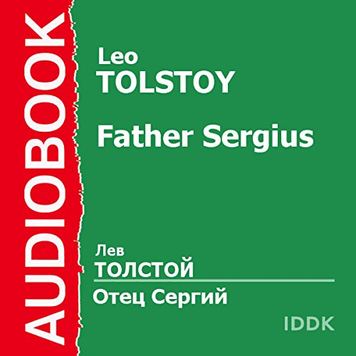 Father Sergius [Russian Edition] audiobook cover art