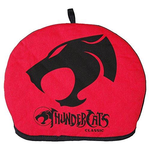 Thundercats Teas Cosy. Looks cool but keeps your tea hot!
