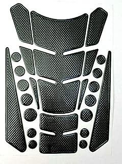 Tankpad Tankschutz Motorrad Carbon Optik Schwarz universal special