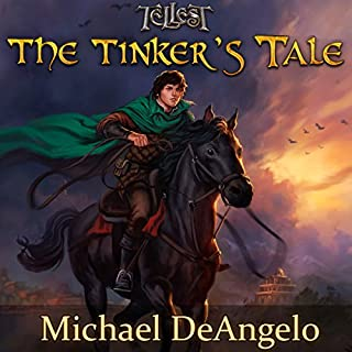 The Tinker's Tale                   By:                                                                                                                                 Michael DeAngelo                               Narrated by:                                                                                                                                 Mark Ryan Anderson                      Length: 2 hrs and 17 mins     1 rating     Overall 5.0