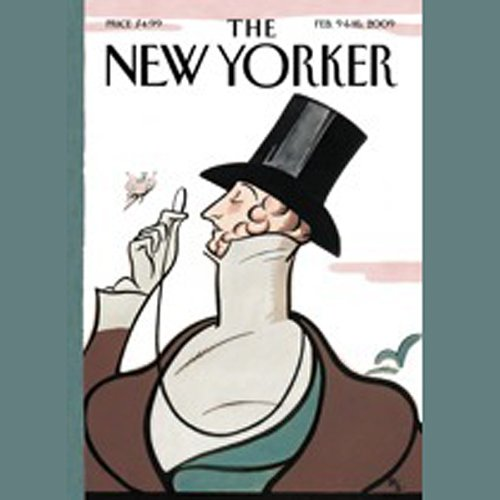 The New Yorker, February 9 & 16, 2009 audiobook cover art