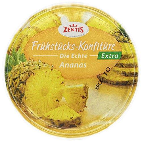 Zentis Frühstückskonfitüre Ananas, 8er Pack (8 x 200 g)