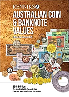 Renniks Australian Coin & Banknote Values 29th Edition