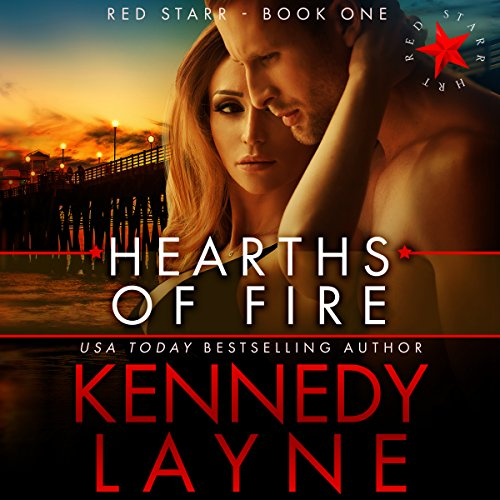 Hearths of Fire audiobook cover art