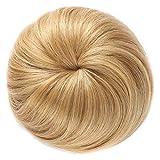 Onedor Synthetic Fiber Hair Extension Chignon Donut Bun Wig Hairpiece (27/613)