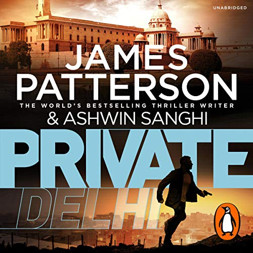 Couverture de Private Delhi