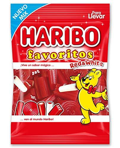 Haribo, Favoritos Red&White 90g.