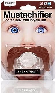 Best fuzzy mustache pacifier Reviews