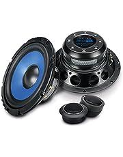 Sinuslive ST-165 Alrededor De 2 vías altavoz audio - Altavoces para coche (De 2 vías, 4 Ω, 90 dB, 30-23000 Hz, 6,2 cm, 16,7 cm)