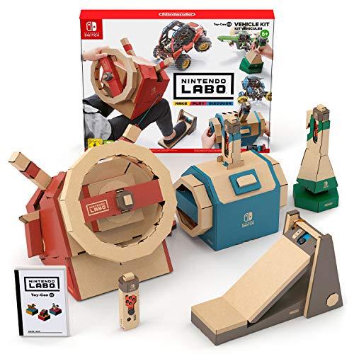 Switch Nintendo Labo: Toy-Con Kit de vehículos