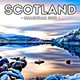 Scotland Calendar 2021: Cute Gift Idea For Scotland Lovers Men And Women