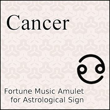 Cancer Power Music Amulet for Astrological Sign