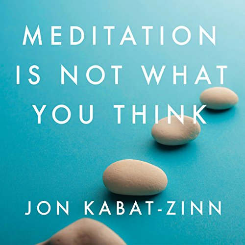 Meditation Is Not What You Think audiobook cover art