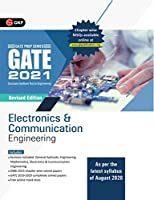 GATE 2021 - Guide - Electronics and Communication Engineering (New syllabus added)