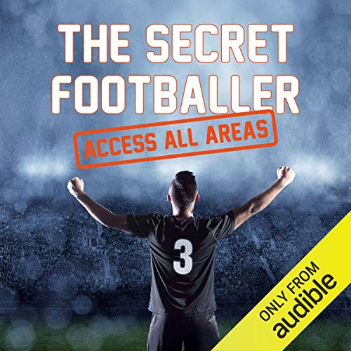 Couverture de The Secret Footballer