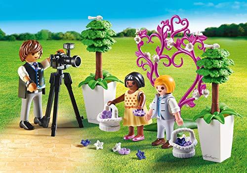 Playmobil 9230 City Life - Juego de construcción para niños de honor con fotógrafo