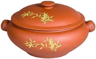 SHYOD Ceramic Casserole, Stove Cooker, Multi-purpose Ceramic Soup Pot, Household Cooker