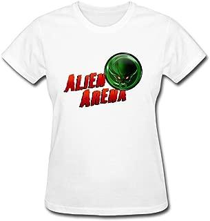 CNTJC Women's Alien Arena Logo T Shirt XXL
