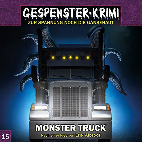 Page de couverture de Monster Truck