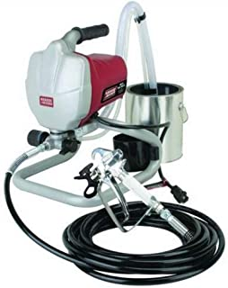 5/8 HP 3000 PSI Airless Paint Sprayer Kit; Includes Stainless Steel Paint pick
