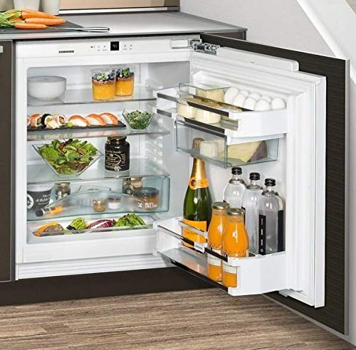 Liebherr UR500 24 Inch Built In Counter Depth Compact Refrigerator with 4.8 cu. ft. Capacity, in Panel Ready