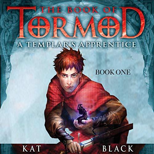 A Templar's Apprentice audiobook cover art