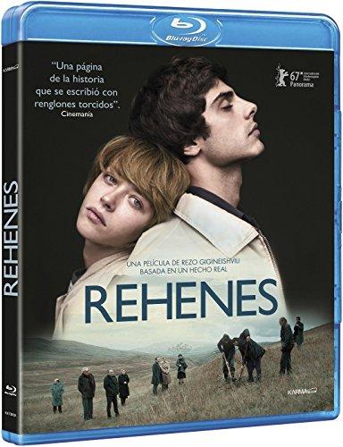 Rehenes [Blu-ray]