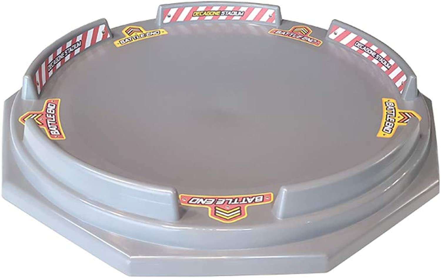 Beyblade Large Size Stadium Beyblade Arena for Battling Top, 25.7  x 24.6  x 3
