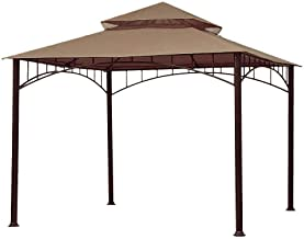 ABCCANOPY Replacement Canopy roof for Target Madaga Gazebo Model L-GZ136PST