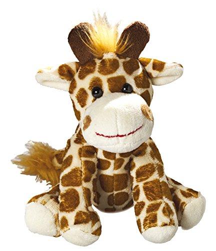 Stofftier Plüschtier Kuscheltier Giraffe TÜV Zertifiziert