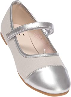Life by Shoppers Stop Girls Casual Wear Velcro Closure Ballerinas