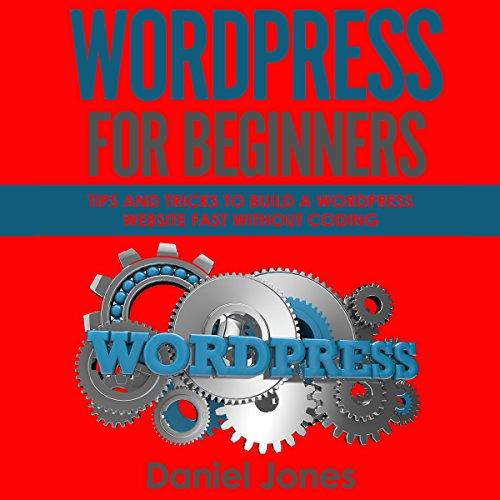 Page de couverture de Wordpress for Beginners