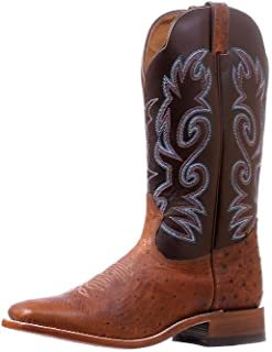 American Boots–Exotic (Sand) bo-5522-e (Normal)–Men–Brown–Leather