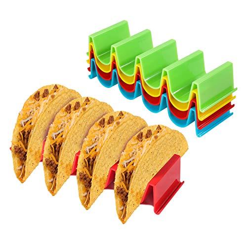 health value of taco shell