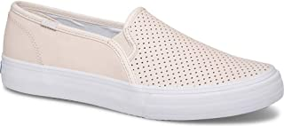 Keds Womens Double Decker Perf Leather