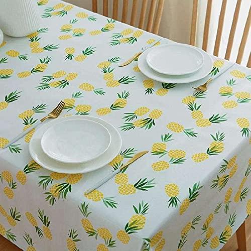 sans_marque Mantel de mesa, cubierta de mesa, adecuado para mesa de buffet, fiesta, cena de vacaciones, celebración de boda mantel120 x 120 cm