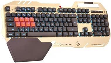 Gaming keyboard A4Tech Bloody B418 GOLD